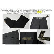Pantalones Negro Y Gris Strech Talla 18 Plus Gordita Bella