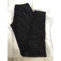 Jeggin Nuevo Negro Marca Zara Talla S