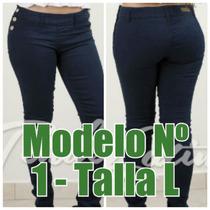 Jeans Tipo Leggins Para Damas