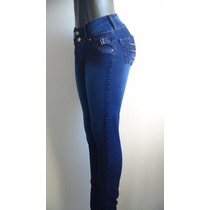 Bellos Blue Jeans Strech Dama Sf Studio, Tallas 10 Y 12.