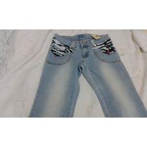 Pantalòn Para Dama De Blue Jeans