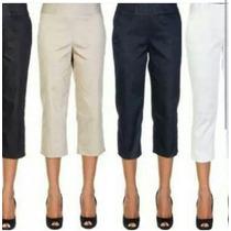 Pantalones Capri Y De Vestir De Dama