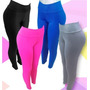 Leggins Cotton Licra Para Damas Y Gimnasios