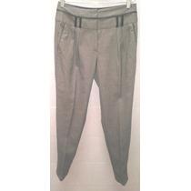 Pantalon Usado De Vestir Casual Marca: Mng Talla 26