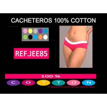 Cachetero 100% Algodon,blumer,hilo,top,panty