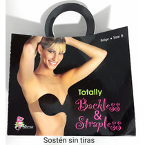 Sostenes Ahdesivos/ Free Bra/ Strapless Original Americano