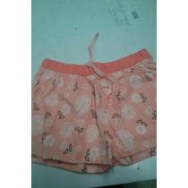 Pijama Short Ovejita De Dama