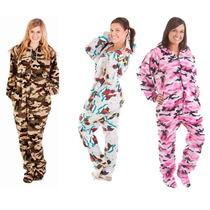 Hermosas Pijamas Importadas Enterizas Para Damas