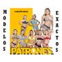 Patrones Lenceria Femenina Sosten Pantys Sex Nueva Coleccion