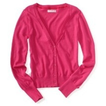 Sweter Tejido Rosado Talla Xs Aeropostale Original!!!
