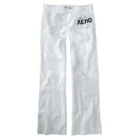 Pantalon Mono Blanco Talla Xs Aeropostale Original!!!