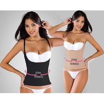 Diane Faja Camisilla Termoreductora Topless Latex