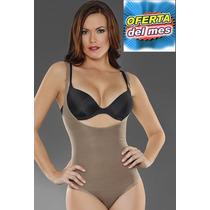 Body Panty Faja Reductora Topless Levanta Glúteos Sophia