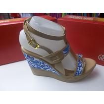 Sandalia De Plataforma Gran Turimos !!!!