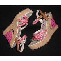 Oferta Hermosas Sandalias Skechers Nro. 36.