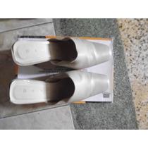 Zapato Bardo Tacon Alto Nr 37 (usado)