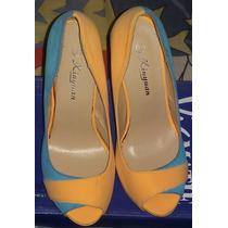 Zapatos Altos De Tacon