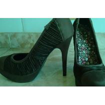 Zapatos De Damas Marca Atrevida Talla 36 Excelen Condiciones