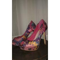 Zapatos Marca Zabumba Damas T37