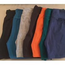 Short De Dama Sirve Hasta La L Tallas Unicas Cotton Licra