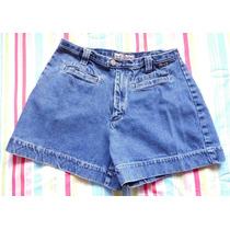 Lindo Shorts De Jeans Para Dama Talla 11/12 Talla M