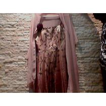 Bello Y Elegante Vestido De Fiesta