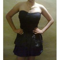 Vestido Casual De Fiesta Negro