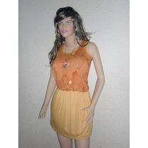 Sexy Vestido Rayas Modelo Susana Tallas Smyl Mayor 30% Descu