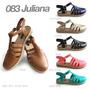Zapatillas Xirella Modelo Juliana Colombianas Tipo Furla