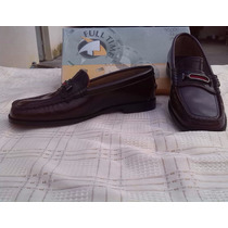 Zapatos Mocasines Casuales Full Time