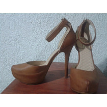 Zapatos Bershka 39(uk) 38(venezuela)
