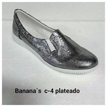 Zapatillas Toreritas Bailarina Banana´s Shoes Mayor Y Detal