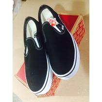 Zapatos Vans Originales Mocasines