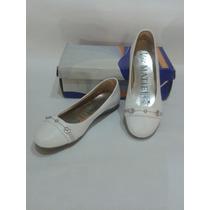 Zapatos Casuales Marca Vic Matie Blancos