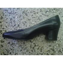 Zapatos Ejecutivos Dama Tacón Bajo