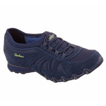 Zapatos Skechers Para Damas Relaxed Fit 22431-nvy