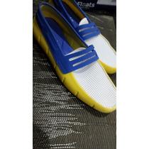 Zapatos Playeros Floats By Robert W Mocasines