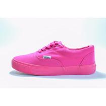 Zapatos Vans Fuscia