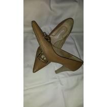 Zapatos De Tacon Piccadilly Para Damas Usados