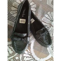 Zapatos Casuales De Dama Tipo Mocasines