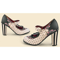 Zapatos Hot Chocolate Doble Topping Doris Talla 39