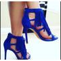 Sandalias Con Flecos Mujer Moda Plataformas Calzado Dama