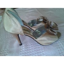 Vendo Zapatos Altos Nro 38