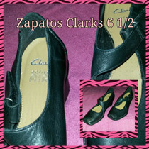 Zapatos Negros Clars 7,5
