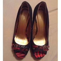 Zapatos Sandalias Plataforma Dama Talla 37 Marca Atrevida