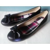 Zapatilla De Dama Negras Talla 38 Zapatos Mujer Casual