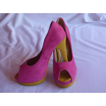 Sandalias De Dama Usados Solo Una Vez