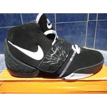 Zapatos Botas Nike Flight Dunk Hoop 324917001 Gamuza Bipiel
