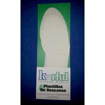 Kerful Plantillas De Descanso Lavables Talla 40
