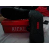 Zapatos Kickers Originales De Dama Totalmente Nuevos